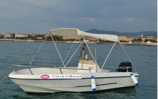 Gio Mare 2 in Livorno for hire