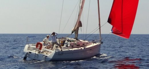Sailboat Beneteau First 30 Jk for hire