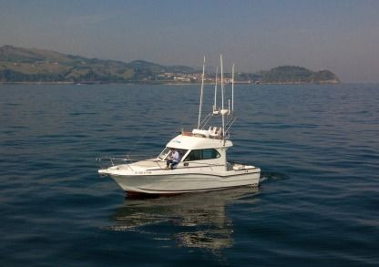 Rental Motorboat Star Fisher 1060 San Sebastián