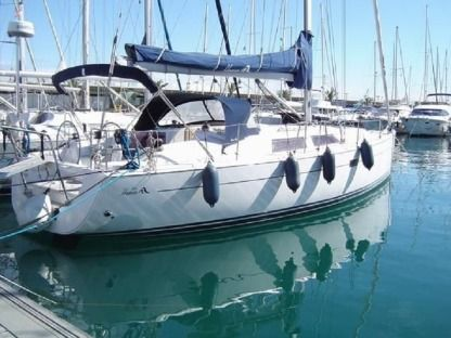 Rental Sailboat Hanse 400 Fezzano