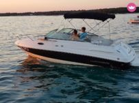 Motorboat Chaparral Ssi215 - Bingo for hire