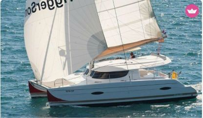Rental Catamaran Lipari 41 Evolution Trogir