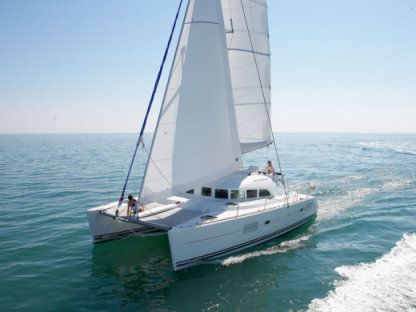 Location Catamaran Lagoon 38 Palma