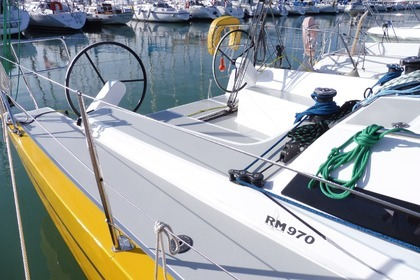 Hire Sailboat SALONA YACHTS RM 970 La Rochelle