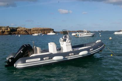 Charter RIB Valiant 580 Confort Limited Edition Lorient
