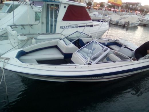 Bayliner Classic in Dénia for hire