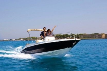 Charter Motorboat Idea 58 Open Le Lavandou