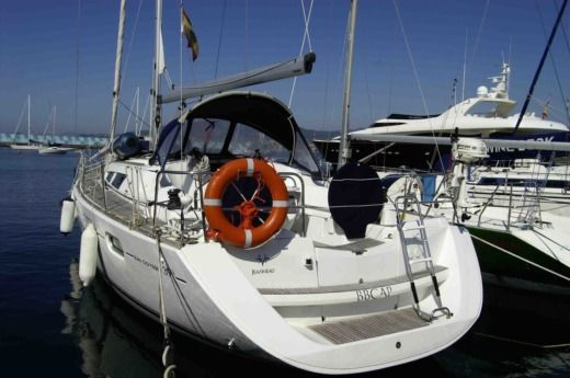 Jeanneau Sun Odyssey 39 in Vigo for hire