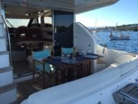 Charter Motorboat Princess 42 Cannes