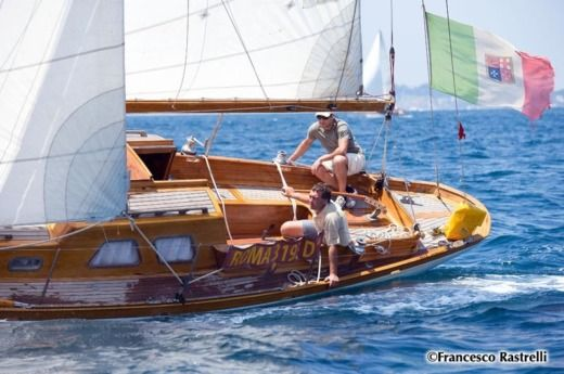 Rental Sailboat Sparkman & Stephens Cutter Porto-Vecchio