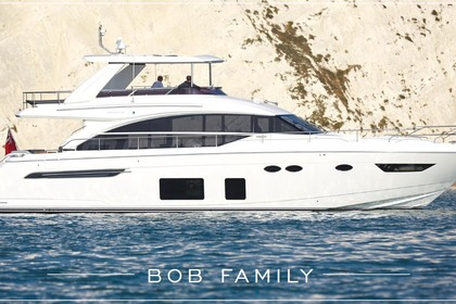 Charter Motor yacht Princess 68 Flybridge Cannes
