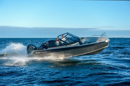 Charter Motorboat Buster Magnum Raisio