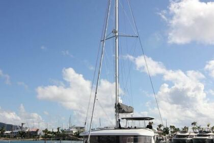 Hire Catamaran Lagoon 42 Road Town