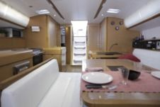 Jeanneau Sun Odyssey 509 in Ibiza for hire
