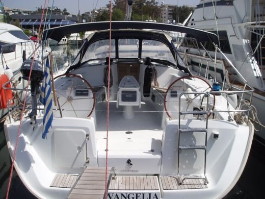 Sailboat BENETEAU Cyclades 50.5 for hire