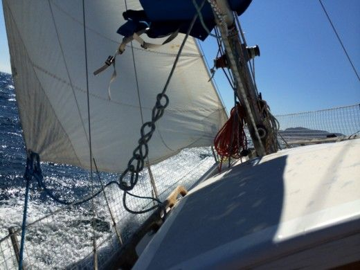 Charter sailboat in La Ciotat peer-to-peer