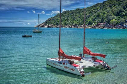 Hire Catamaran Radical Bay 8000 Ko Samui District
