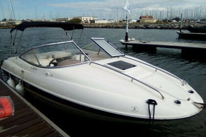 Rental Motorboat Bayliner Capri Austin