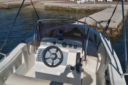 Rental Motorboat GS NAUTICA 550 OPEN Rab