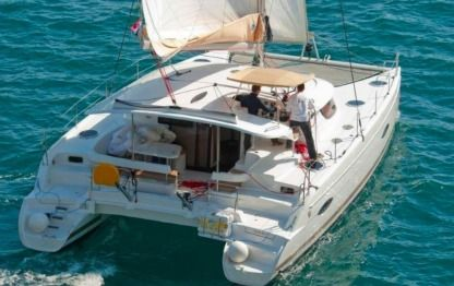 Location Catamaran Fountaine Pajot Lipari 41 - Salako Pointe-à-Pitre