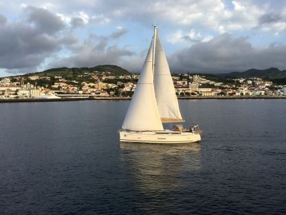 Charter Sailboat Primo - Dufour 450 Grand Large (4 Cabins, From 2014) Horta