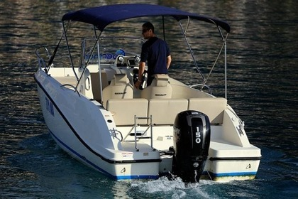 Rental Motorboat QUICKSILVER 675 Open Makarska
