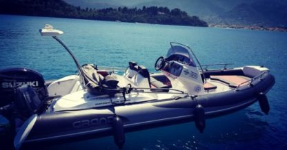Rental RIB Grand Golden Line 580 Nidri