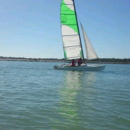 Rental Catamaran Hobie Cat Hobie 15 Marennes