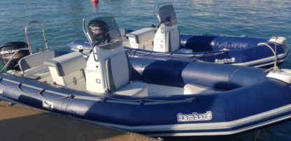 Location Semi-rigide Bombard Sunrider 650 Ile d'Oléron