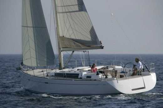 Segelboot Dufour 485 Grand Large zu vermieten