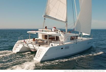 Location Catamaran Beneteau Lagoon 450 Fly Dubrovnik