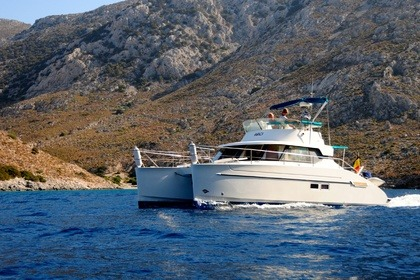 Hire Catamaran Fountaine Pajot Greenland 34 Fréjus