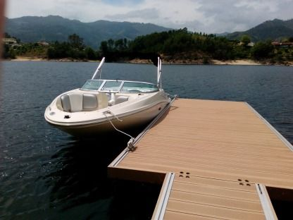 Rental Motorboat Sea Ray 185 Sport Rio Caldo
