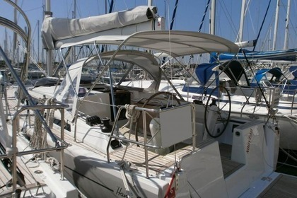 Rental Sailboat HANSE 345 Cogolin