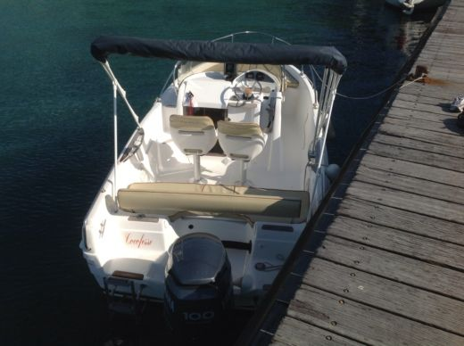 Motorboat B2 MARINE Cap Ferret 552 Open for hire