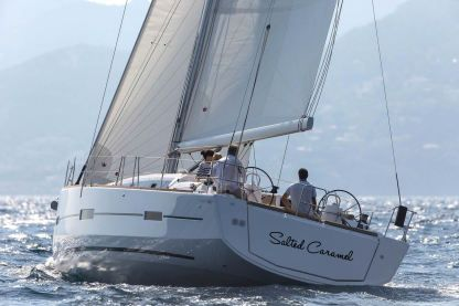 Charter Sailboat Dufour 460 Grand Large Lavrion