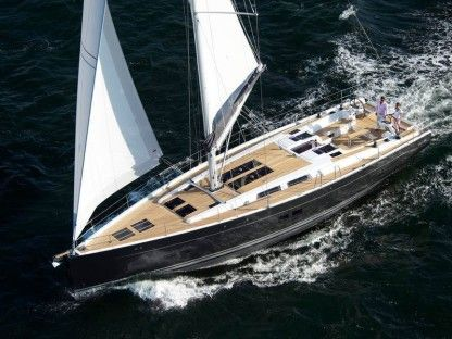 Rental Sailboat Hanse Hanse 575 Trogir