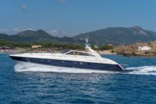Princess V55 in Zakinthos