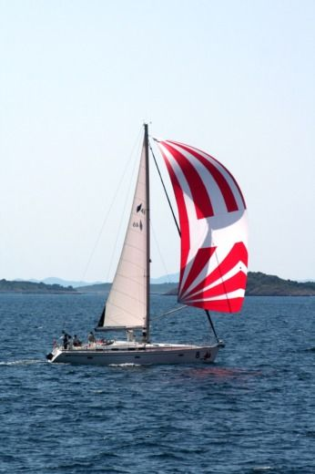 Bavaria 46 Cruiser in Šibenik-Knin County for hire