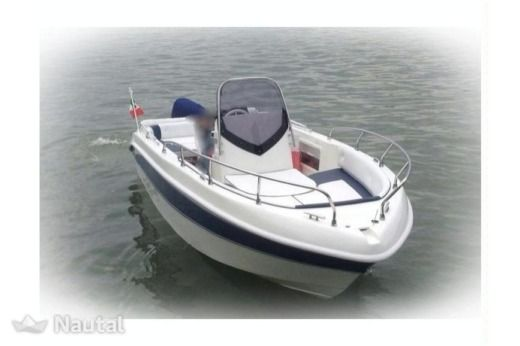 Motorboat Salmeri Syros 190 for hire