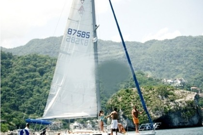 Rental Sailboat Catalina 30 Puerto Vallarta