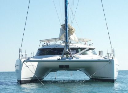 Location Catamaran Fountaine Pajot Bahia 46 Hyères