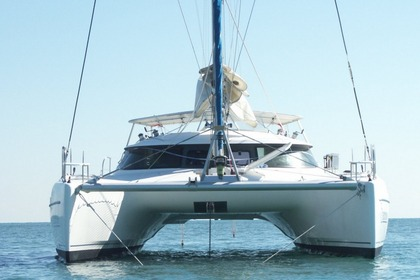 Location Catamaran FOUNTAINE PAJOT BAHIA 46 Ajaccio