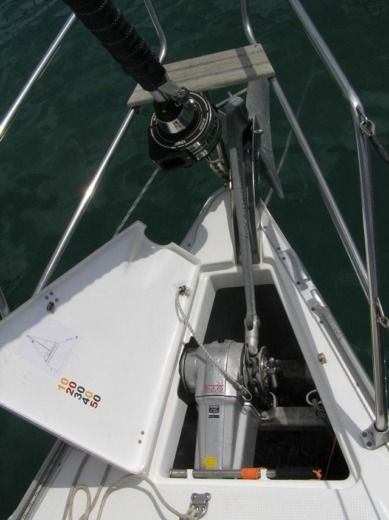 Sailboat Bavaria 34 Cruiser for hire