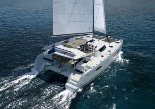 Catamaran Fountaine Pajot Sanya 57 for hire
