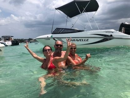 Miete Motorboot Caravelle 19 Ebo Fort Lauderdale