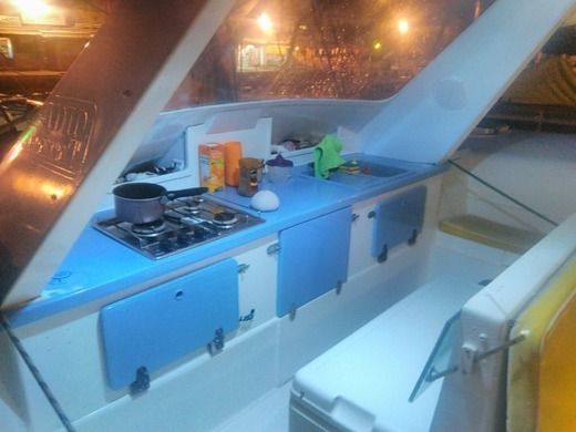 Catamaran Edel Strat Edel Cat 35 Open for rental
