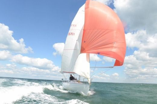 Beneteau First Class 8 in La Turballe zwischen Privatpersonen
