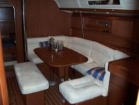 Charter Sailboat Dufour 365 Salerno