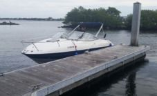 Bayliner 212Cu in Boynton Beach